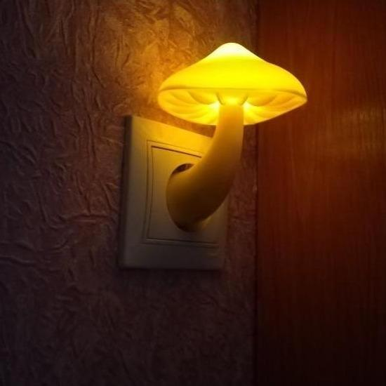 ✨🍄50% OFF🍄✨Light Control Mushroom Night Light, Buy 3 Get 1 Free