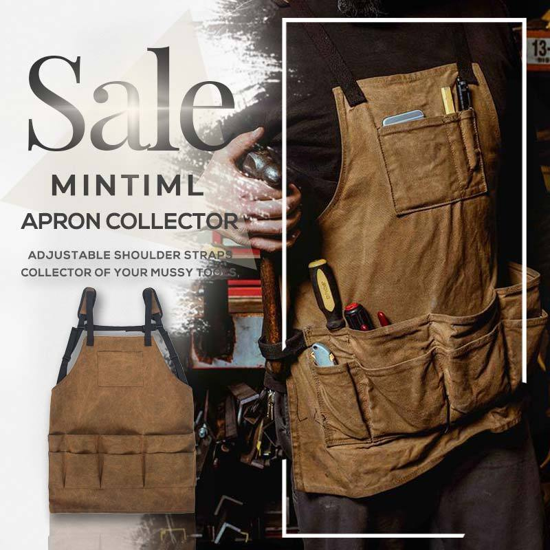 2020 HOT SALE (50% OFF) - Mintiml Apron Collector