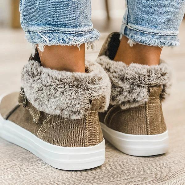 Daily Casual Canvas Shoes