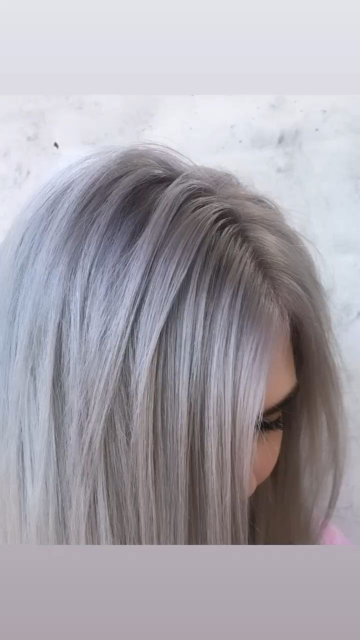 2020 New Gray Hair Wigs For African American Women Fancy Dress Wigs Near Me Grey Blue Ombre Hair Heraremy Wigs Short Salt And Pepper Hair Eayon