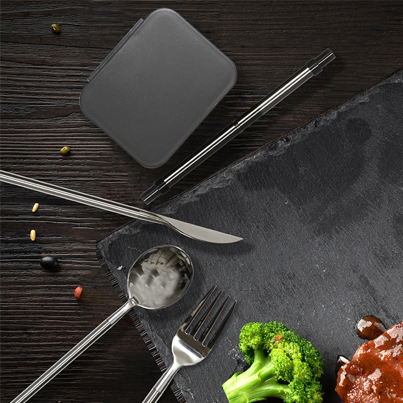 Pocket-Sized Reusable Cutlery For On-The-Go(Buy 2 Get Free Shipping)