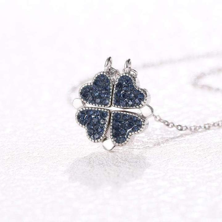 Four Leaf Clover Necklace🔥Buy 2 FREE SHIPPING