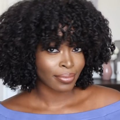 Special OFF   Natural Curly Wig Like my own hair