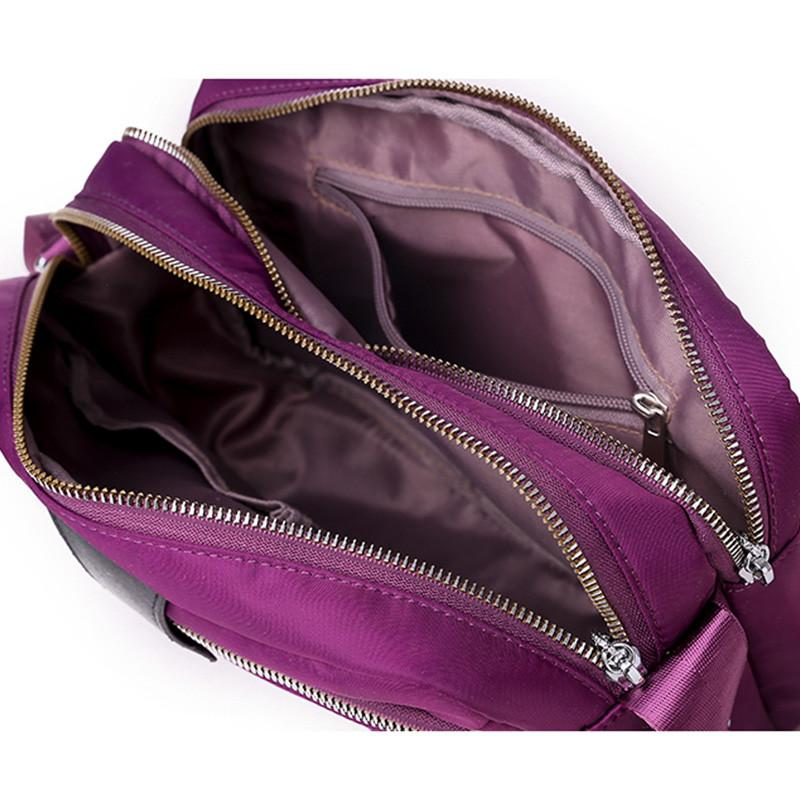 Waterproof Nylon Crossbody Bags