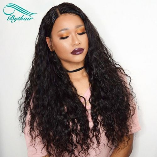 Black Wigs For Black Women 540 Waves Hair Megalook 360 Lace Frontal Cheap Body Wave Wigs Kima Ocean Wave Crochet Braids