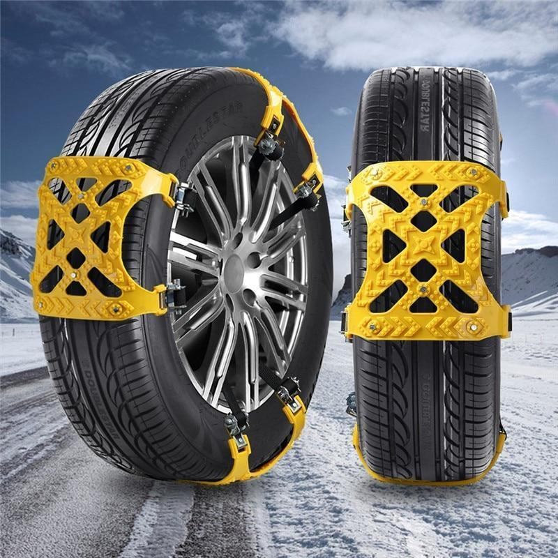 (40% OFF Only Today)Safe Snow Tire Wheel Chain Anti-skid