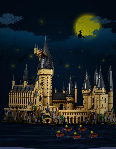 Free Shipping Today - Harry Potter Hogwarts Castle Model