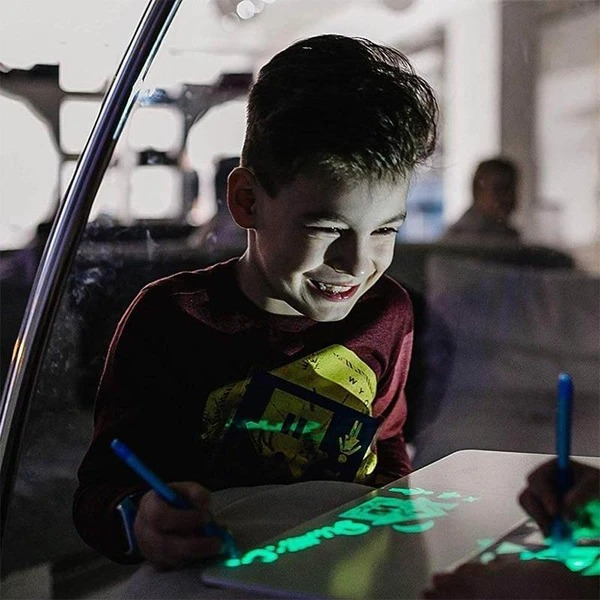 🔥(SUMMER HOT SALE-50% OFF)  Light Drawing- Fun And Developing Toy & Luminous Pen