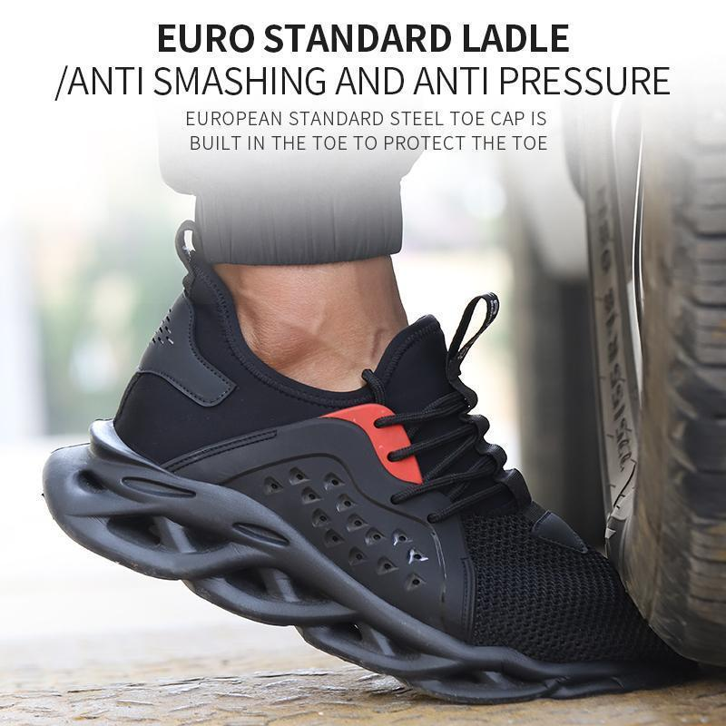 Breathable Lightweight Safety Work Shoes🔥🔥UPGRADE ONE BETTER EXPERIENCE🔥🔥