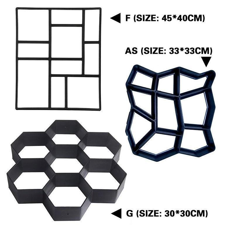 Mintiml Path Floor Mould(Buy 2 Free Shipping)