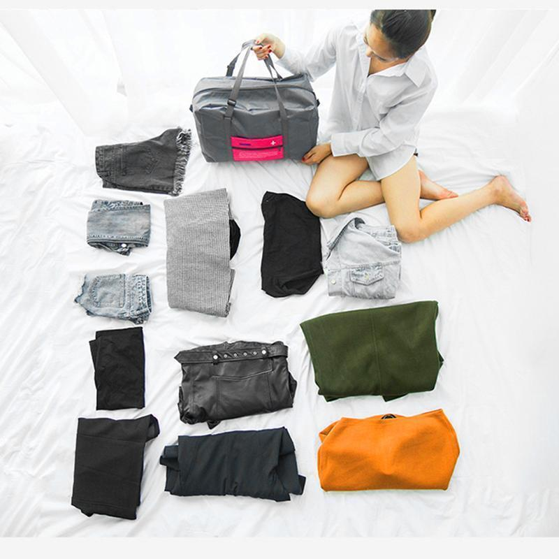 Higomore™ Packable Carry-On Duffel Bag