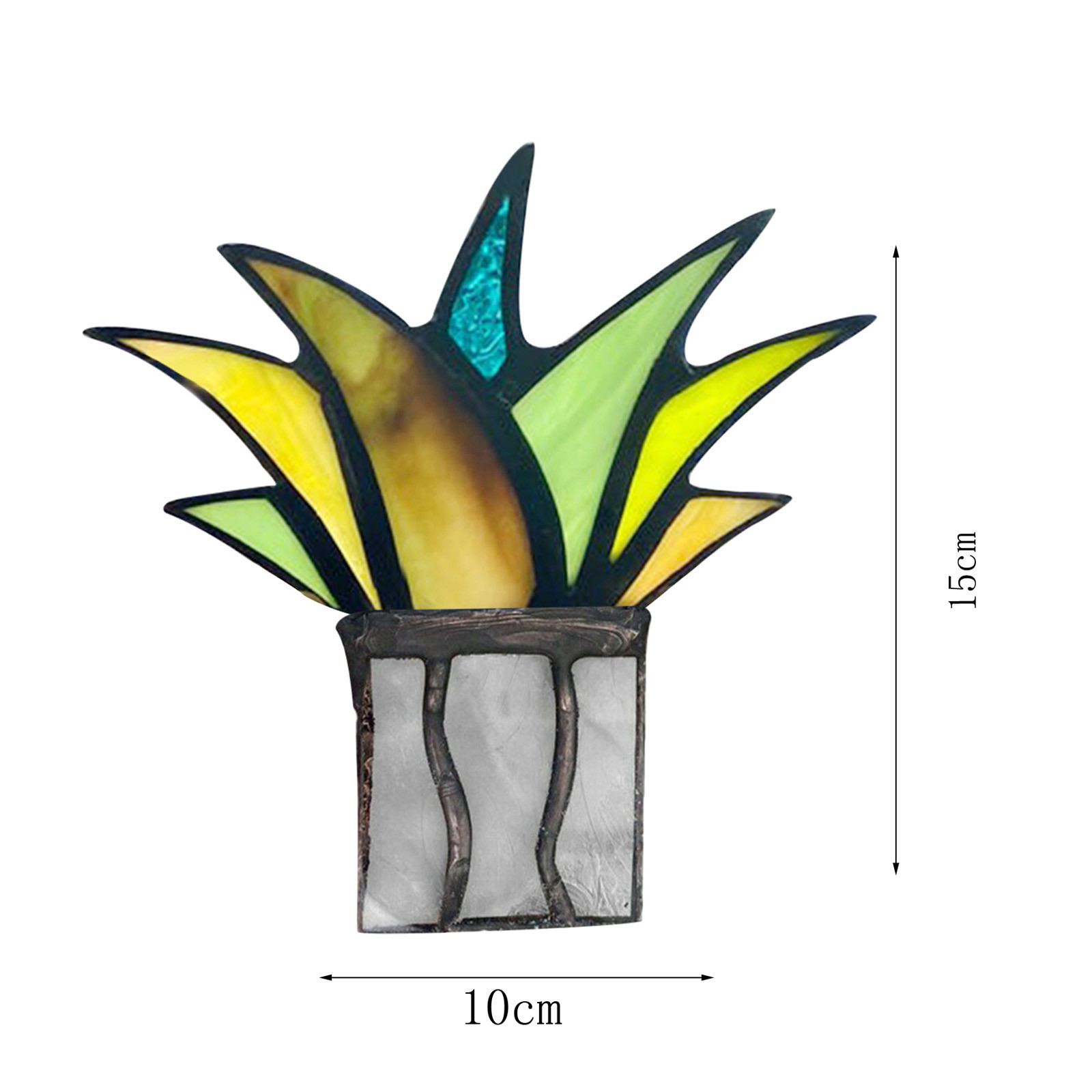 (🔥Spring Hot Sale - 50%OFF)Creative Home Decorations Agave Aloe Potted Crafts