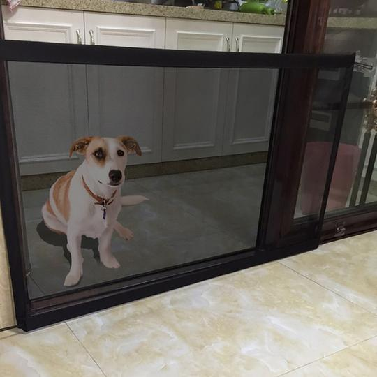 Attachable Pet Safe Gate-BUY 2 FREE SHIPPING