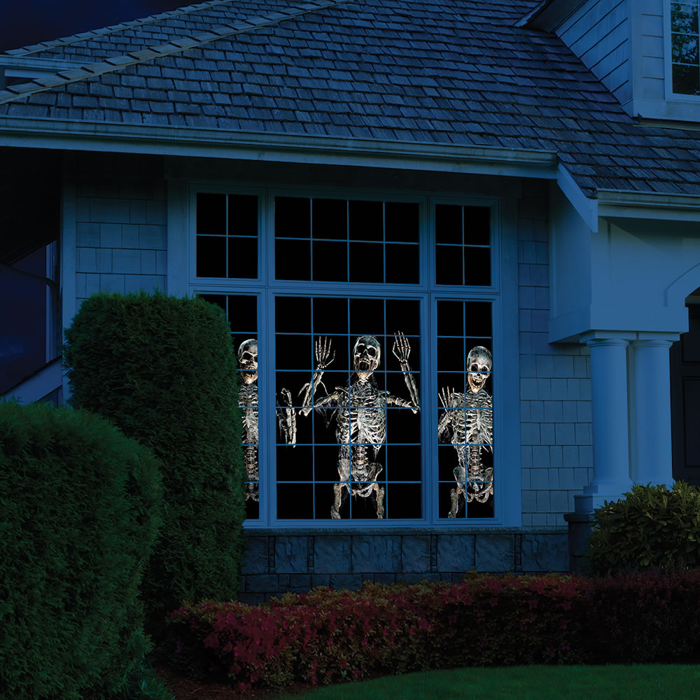 🎃Halloween&Christmas Pre-Sale 50% OFF --Halloween&Christmas Holographic Projection