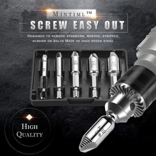 Screw Easy Out