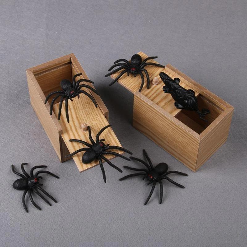 BEST GIFT FOR FRIENDS -Prank Scare Spider