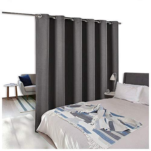 NICETOWN Room Divider Curtain Screen Partitions, Space Divider Curtain, Room Par