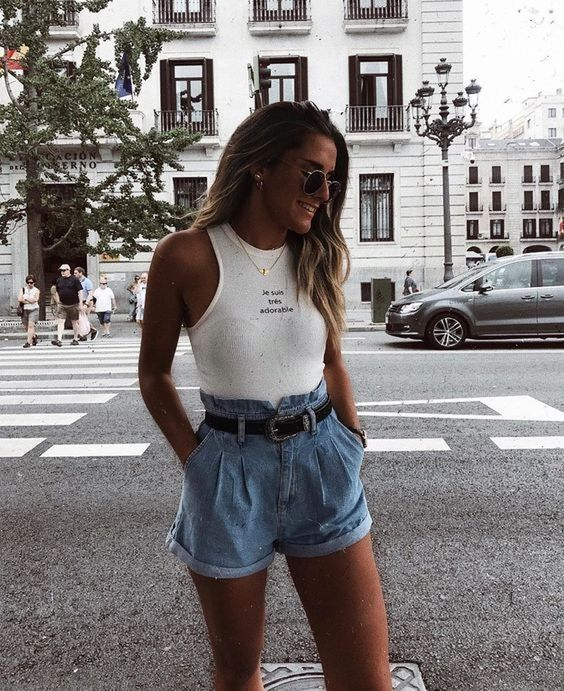 Short Jeans For Women Night Shorts For Womens Short Turtleneck Distressed Cut Off Jean Shorts