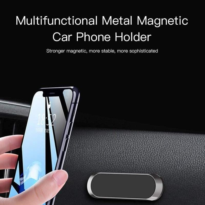 (CHRISTMAS HOT SALE - SAVE 50% OFF) Mini Magnetic Car Mount Phone Holder - Buy 3 Get Extra 20% OFF
