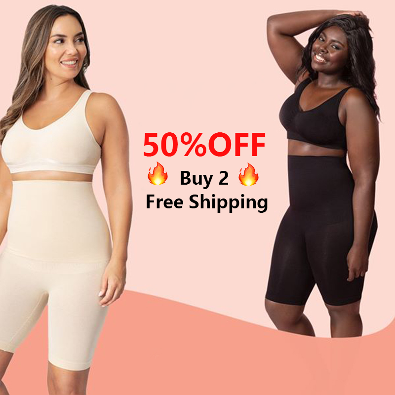 50%OFF All Day Every Day High-Waisted Shaper Shorts Panty(Buy 2 Free Shipping)