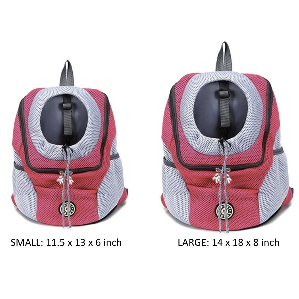 50% off BUY 2  FREE SHIPPING Pet Carrier Backpack