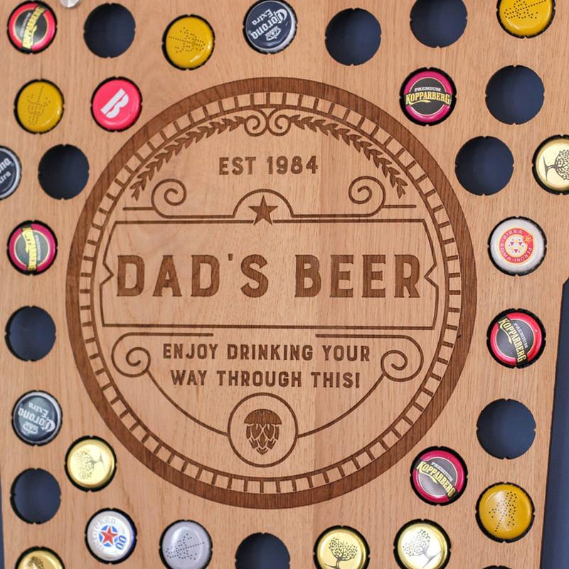 Father's Day Gift🎁Wood Art-