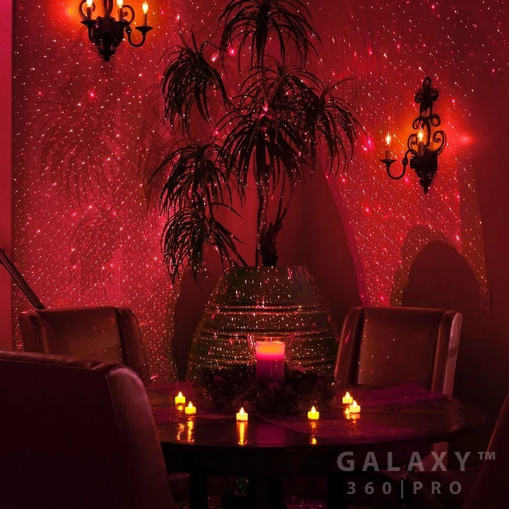 【50% OFF TODAY】Galaxy™ Projector-Free Shipping