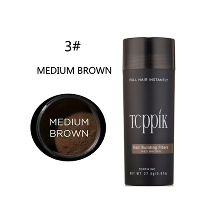 🔥BUY MORE SAVE MORE🔥 Tcppik Hair Building Natural Keratin Fibers for Men & Women to Conceal Thinning Hair Instantly