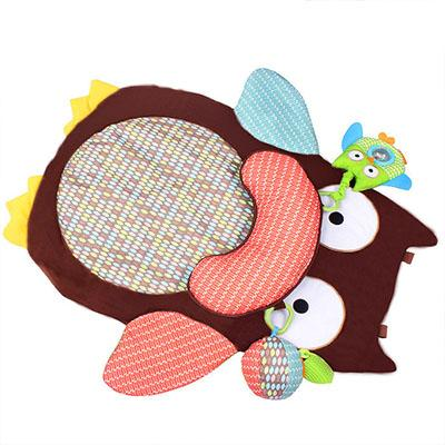 High quality cartoon double thick baby blanket game blanket baby game pad toy pad small mat 69cmx50cm