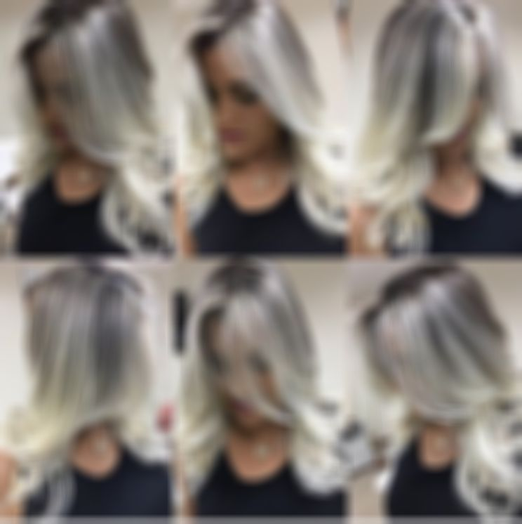 2020 Best Lace Front Wigs Green Grey Hair Red And Blonde Ombre Hair Color For Warm Skin Tone Orange Long Hair Wig