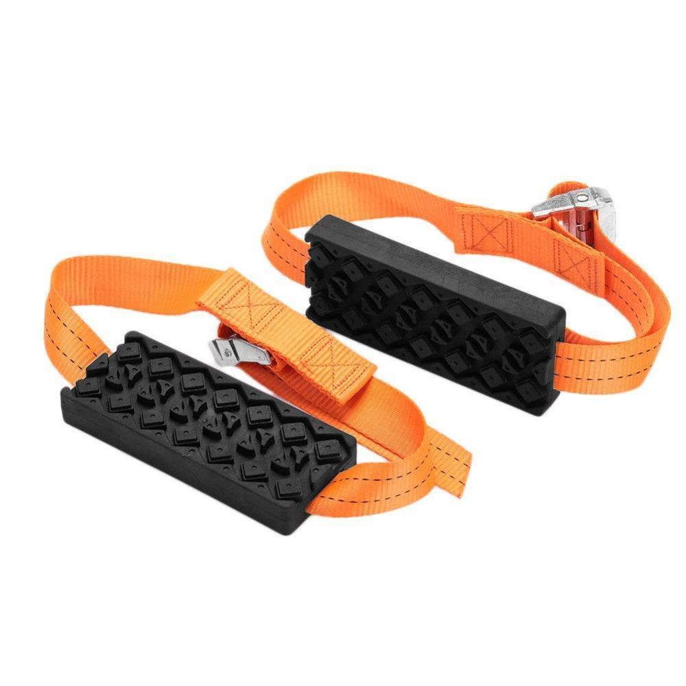 Anti-Skid Tire Block(2 Pcs)