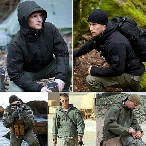 2020 New year 50% OFF- Upgraded Men's Outdoors Military Tactical Jacket【 BUY 2 Free Shipping】