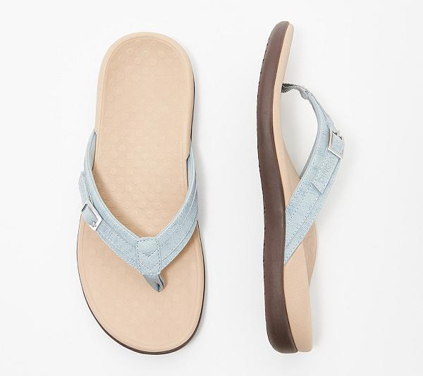 Sandals with Buckle Detail - BUY 3 GET 15% OFF & FREE SHIPPING