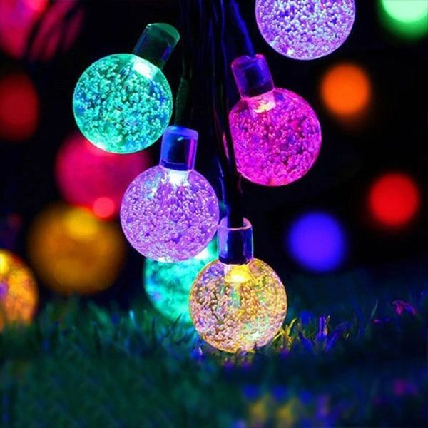 🔥2021 NEW YEAR DISCOUNT SALE 🔥SOLAR POWERED LED OUTDOOR STRING LIGHTS(BUY 2 SAVE $11 & FREE SHIPPING)