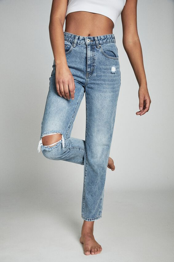 2020 New Women Jeans Discount Clothing Online Morning Trousers Denim Outfit For Women Jeans Online