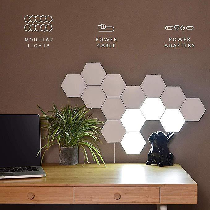 FREE SHIPPING! Modular Touch Lights/ HexLights