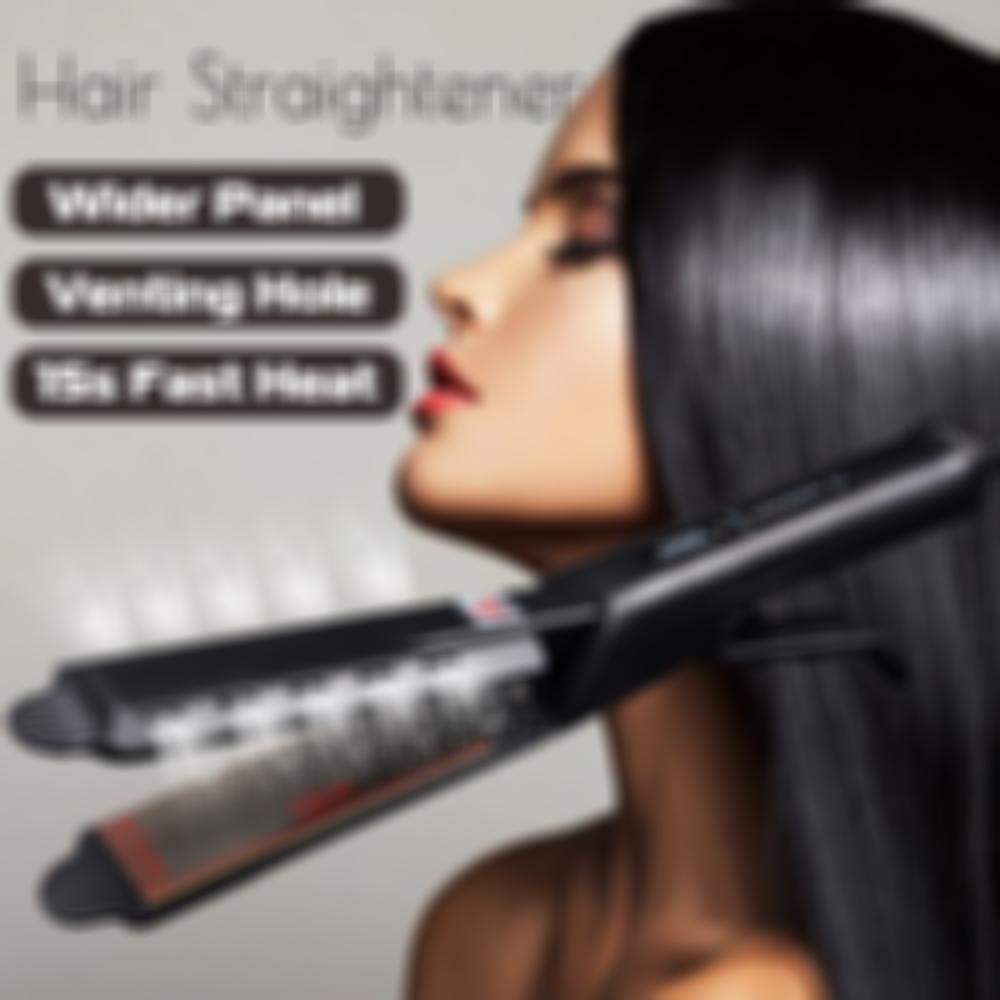 Free Gift with Your Purchase 🎁 Tourmaline Flat Iron Hair Straightener