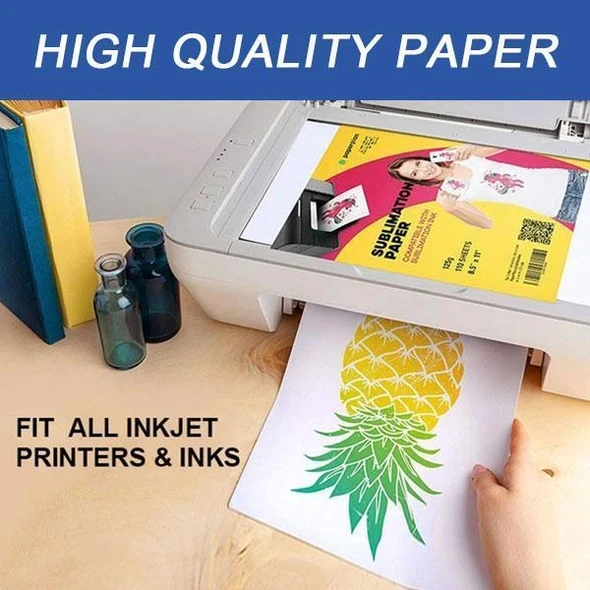 (Last Day Promotion 50% OFF)Easy Make Heat Transfer Paper - BUY MORE SAVE MORE