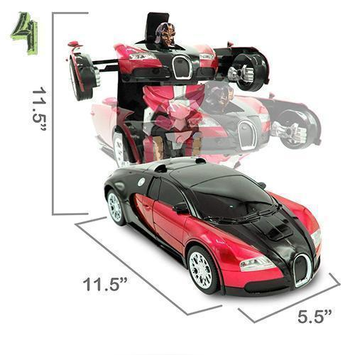 🎅Christmas Pre-Sale 50% OFF🎅Transformer RC Toy Car - Buy 2 Free Shipping