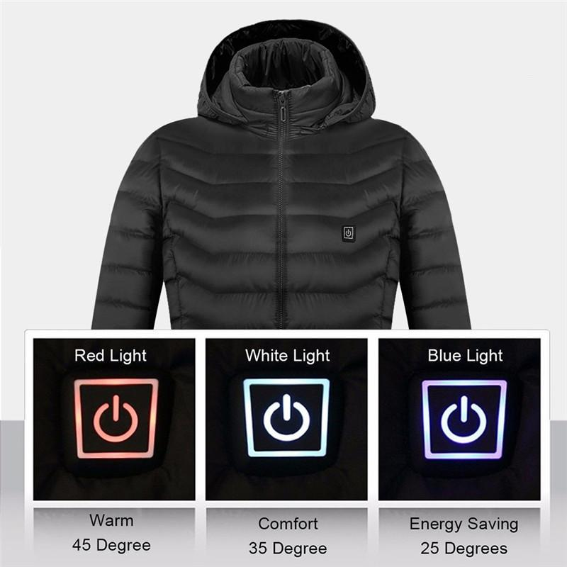 (Last day promotion-50% )Smart hot down jacket