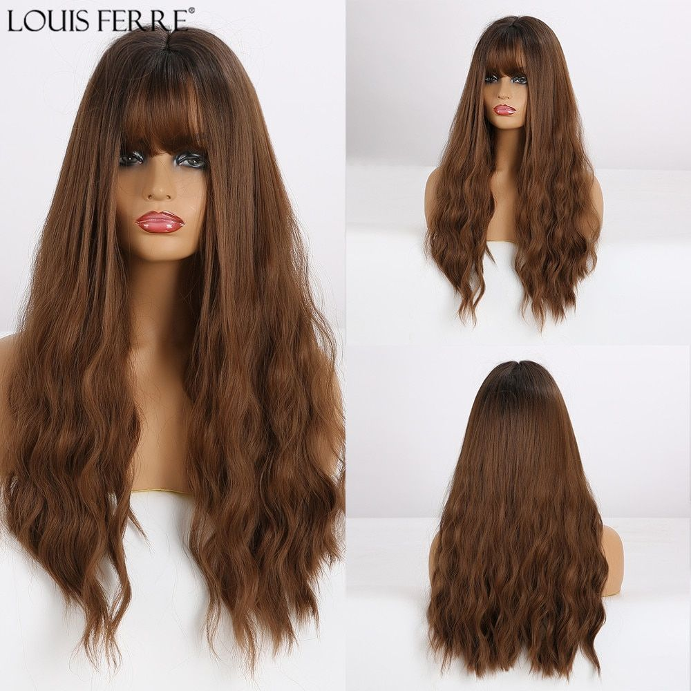 Lace Front Wigs Brown Wigs Blonde Wigs 613 Full Lace Brunette Ombre Hair Wigs For Black Women