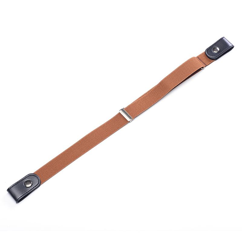 NO BUCKLE STRETCH ELASTIC WAIST BELT FOR WOMEN/MEN