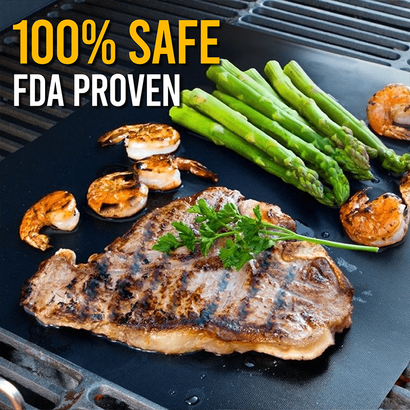 (50% Off Only Today)Non-stick BBQ Grill Mat™