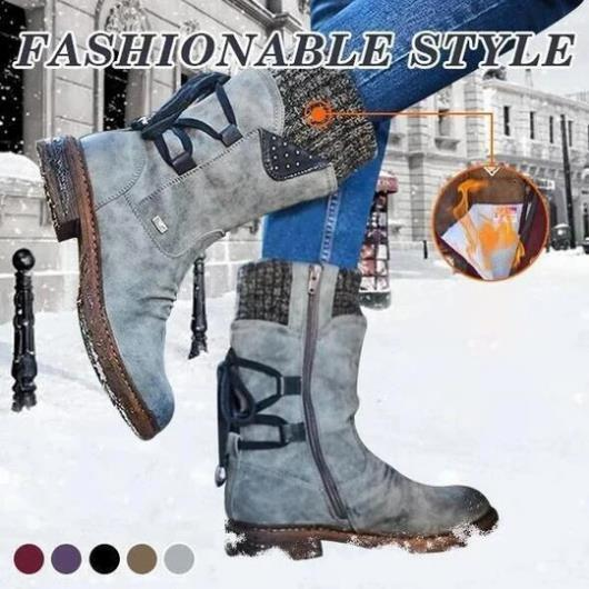 Winter Specials✨Arched Support Warm Snow Boots【FREE SHIPPING】
