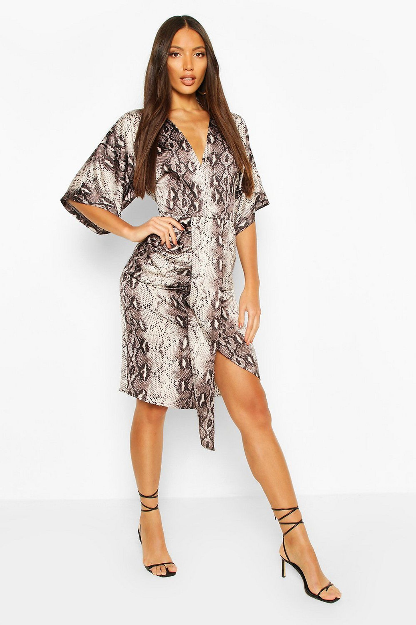 2020 Women Dress Casual Dress Print Dress Outfit Business Casual Conference Attire