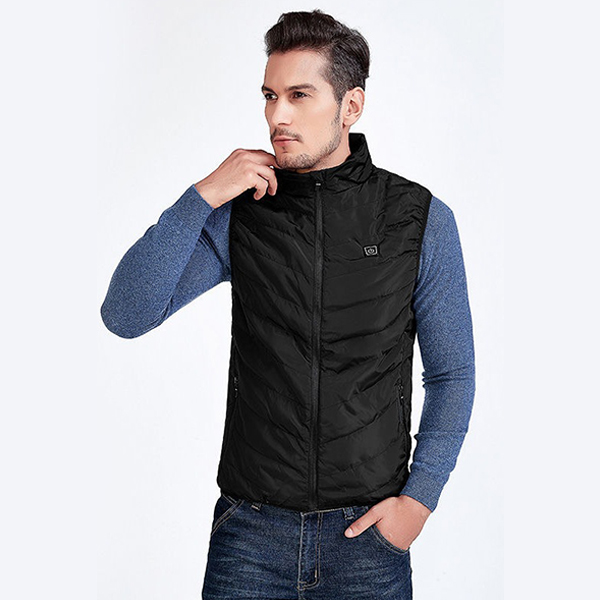 (50% OFF)2020 new heated vest-unisex(Buy 2 free shipping)