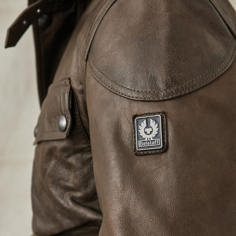 (The Last Day !50% Off)TRIALMASTER PANTHER 2.0 LEATHER JACKET