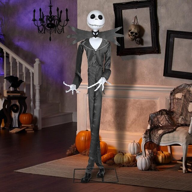 yfanswy™👻Factory Outlet👻Jack Skellington Decorations