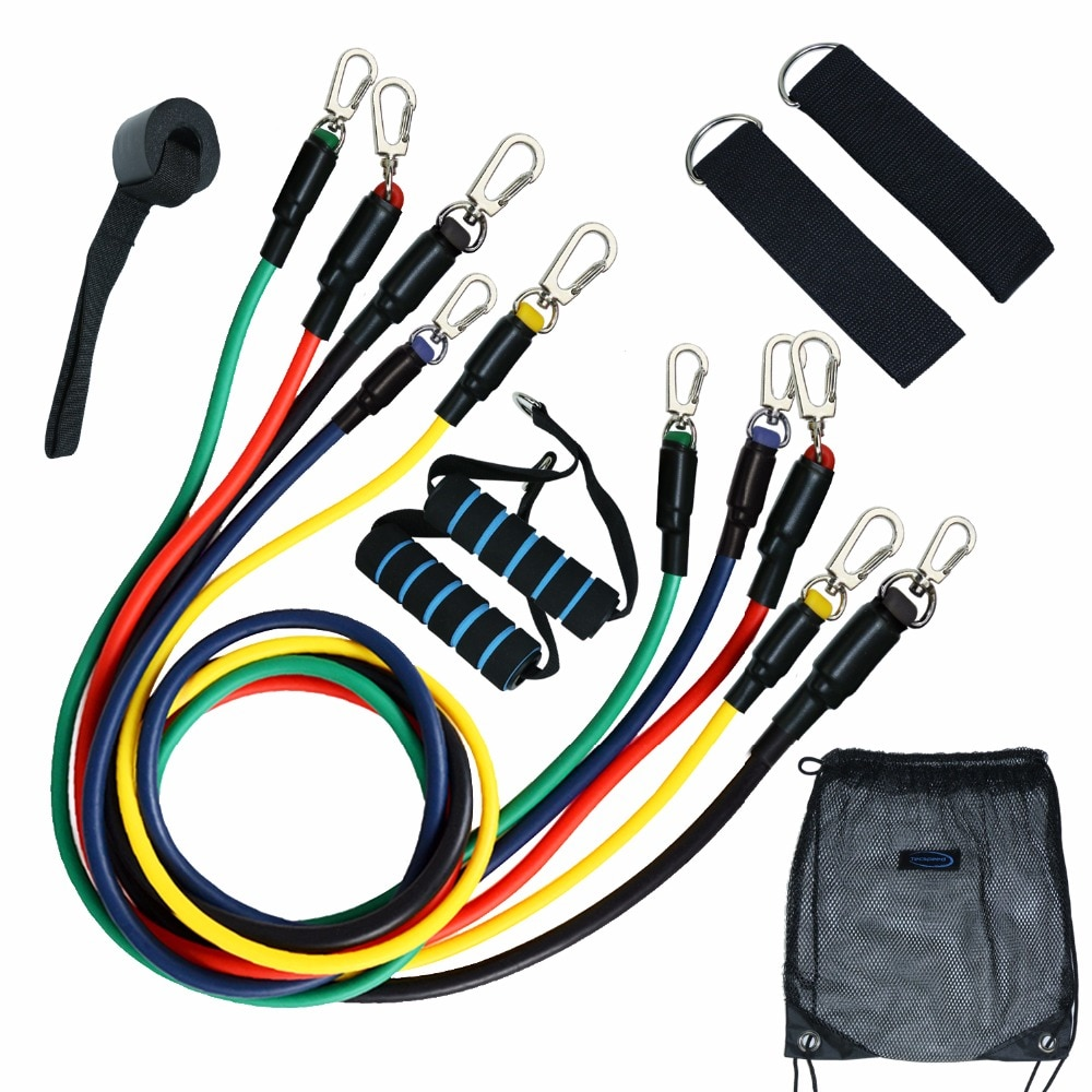 60%OFF-ResiBands™ 11Pc Resistance Bands Set