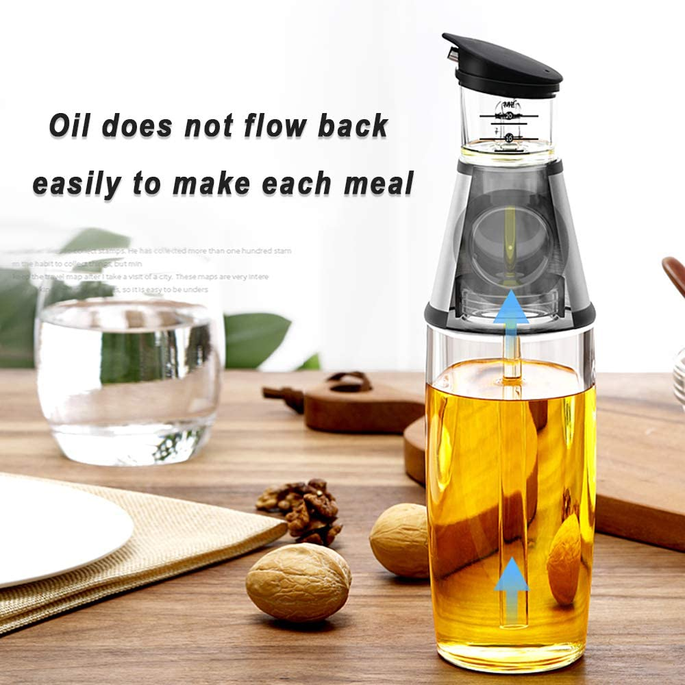 Oil Dispenser Bottle and Olive Oil Sprayer